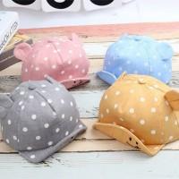 Harga bobora topi bayi anak dengan telinga lucu untuk laki laki   antitipu.com