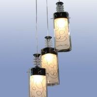 jual lampu hias gantung dekorasi ruang tamu- meja makan