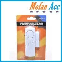 Alarm Pintu / Jendela Anti Maling Wireless YL 333