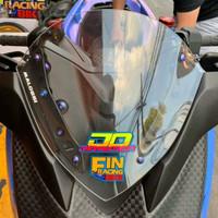 Windshield Visor Malossi Yamaha Xmax Thailand Fin Racing
