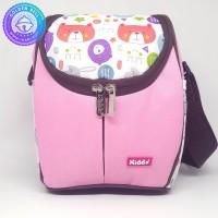 Tas Susu ASI dan Makanan Bayi Thermal Kiddy Cooler Bag Pink