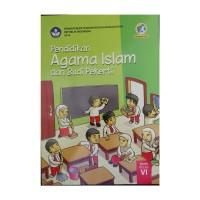 Buku Tematik 6 SD Agama Islam Kurikulum 2013 Kemendikbud