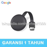 Google Chromecast 3 / 3rd Generation HDMI Media Streamer ORIGINAL