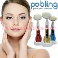 alat pengencang wajah pengecil pori pori Pobling Pore Sonic Cleanser