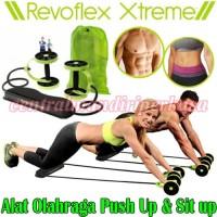 alat olahraga dirumah murah revoflex xtreme Alat revoflex