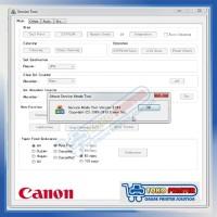 Resetter / Reseter / Reset Canon G1010 G2010 ServiceTool ST5204 V5204