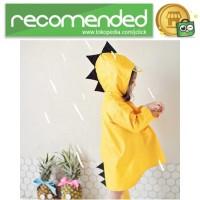 Vilead Jas Hujan Anak Model Dinosaurus Nylon Raincoat - RC005 - XXL -