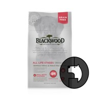 blackwood 6.8 kg als buffalo meal and field pea recipe (grain free)