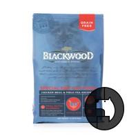 blackwood 6 kg cat chicken meal and field pea recipe grain free