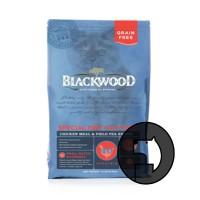 blackwood 1.82 kg cat chicken meal and field pea recipe grain free