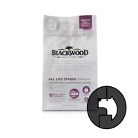 blackwood 2.2 kg all life stages salmon meal and brown rice recipe