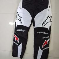 Celana Alpinestar ORIGINAL dengan pelindung lutut