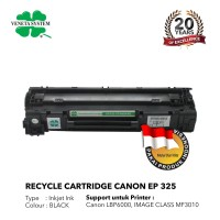 TONER CATRIDGE CANON EP 325 - PRINTER LASERJET LBP6000 / MF3010