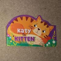 Katy The Kitten - Buku Anak Bayi Board Book
