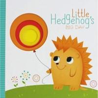 Little Hedgehogs Big Day - Buku Anak Bayi Board Book