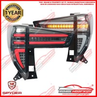 STOP LAMP - TOYOTA INNOVA REBORN 2016-ON - SONAR - SEQUENTIAL - CHROME