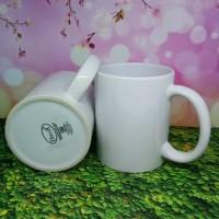 Mug Import Coating Lokal Polos
