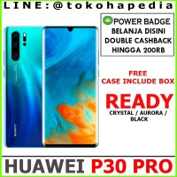 HUAWEI P30 PRO 8GB / 256GB Garansi Huawei 1 Tahun