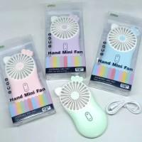 kipas angin portable hellokitty/hand mini fan hello kitty recharge