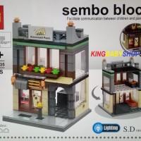 Sembo Block SD6532/6533/6534/6535 With Lightning