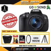 Canon EOS 700D 18-55mm Is STM ( PAKET )