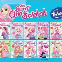 Buku komik anak - Seri Sweet Ana Soleha - Zikrul kids