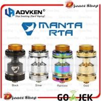 MANTA RTA 24mm by ADVKEN - RTA MANTA 24 mm Atomizer