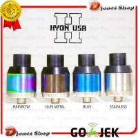 Atomizer Pugio RDA 22mm by Hyon USA