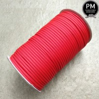 Tali Paracord 550 Series 7 Inner Strands 4 mm (Per Mtr) - Red