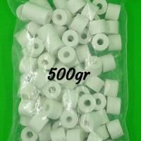 Bio Keramik Ring Filter Aquarium Repack 500 Gram