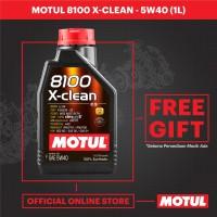 MOTUL 8100 X-clean 5W40 1 Liter