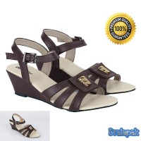 High Heels wedges Kasual Tali Raindoz RSP293