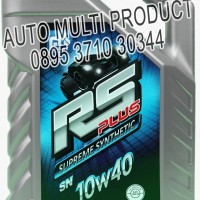 Oli, (Oli FK Massimo Auto Oil Engine)PULSE RS PLUS SN CF, 10W40, 4 Ltr