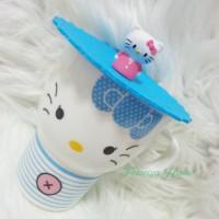 Mug / Gelas Hello Kitty Kancing (FREE PACKING BUBBLE)