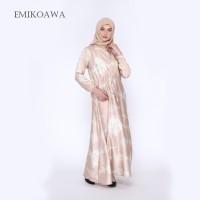 GAMIS Gold - Emikoawa / Dress / Busui / Berkualitas