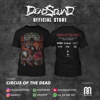 T-Shirt Circus Of The Dead