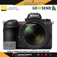 Harga promo free ongkir nikon z7 mirrorless digital camera kit 24   Pembandingharga.com