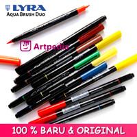 LYRA Aqua Brush Duo - Brush Pen Satuan Tersedia 36 Warna