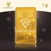 Emas Antam 1 gram Logam Mulia Garansi Uang Kembali Include Sertifikat