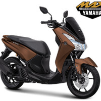 Yamaha LEXI-S - 2018 - COKLAT