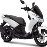Yamaha LEXI - PUTIH - 2018