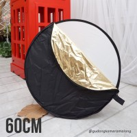 [NEW] Nice Foto Reflector 5in1 60cm x 60cm - Gudang Kamera Malang