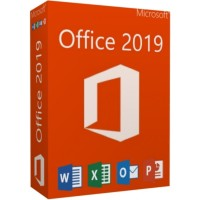 Office 2019 Home & Business (Word, Excel, Power Point, One Note)