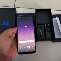 Samsung Galaxy S8 Dual Sim Mulus Fullset Garansi Resmi Sein Indonesia
