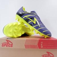 Sepatu Bola Anak Specs Acc Velocity II JR FG Nght Blue 100869 Original