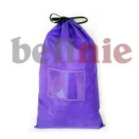 Tas Laundry muat 8 - 10 kg dengan KANTONG di depan - SB-14