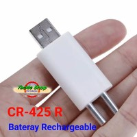 Bateray CR425 Rechargeable for LED Floating CR-425R