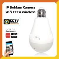 Kamera CCTV WIFI Bohlam IP Camera V380
