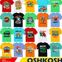 Kaos anak oshkosh kids size 246810