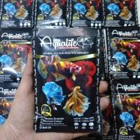 Pelet Aqualife Betta Food / Pakan Cupang Aqualife